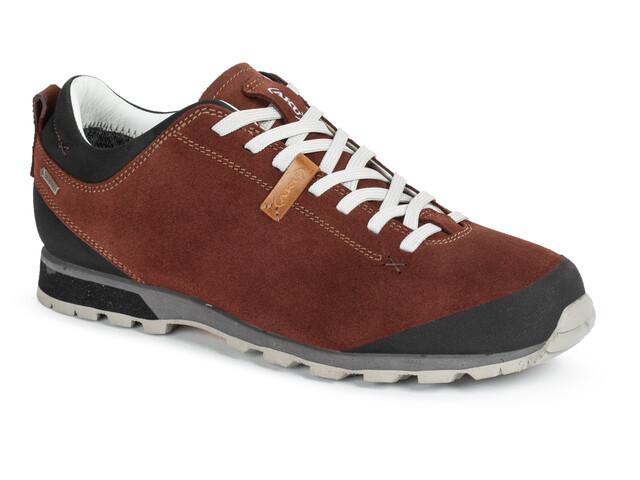 AKU Bellamont III Suede GT Shoes Men wine red/beige